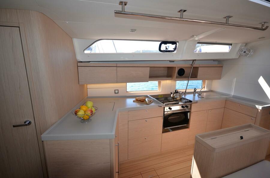 Oceanis 46.1 3 cabins (Altarf)  - 5