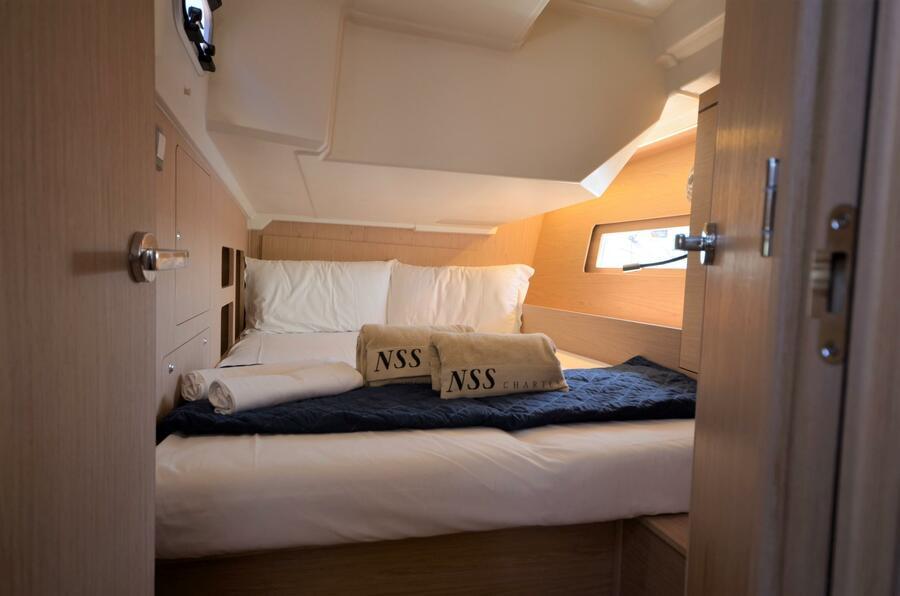 Oceanis 46.1 3 cabins (Altarf)  - 4
