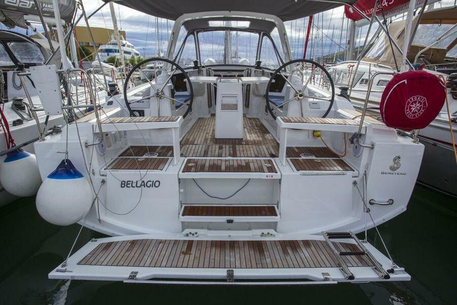 Oceanis 38.1 (Bellagio)  - 0