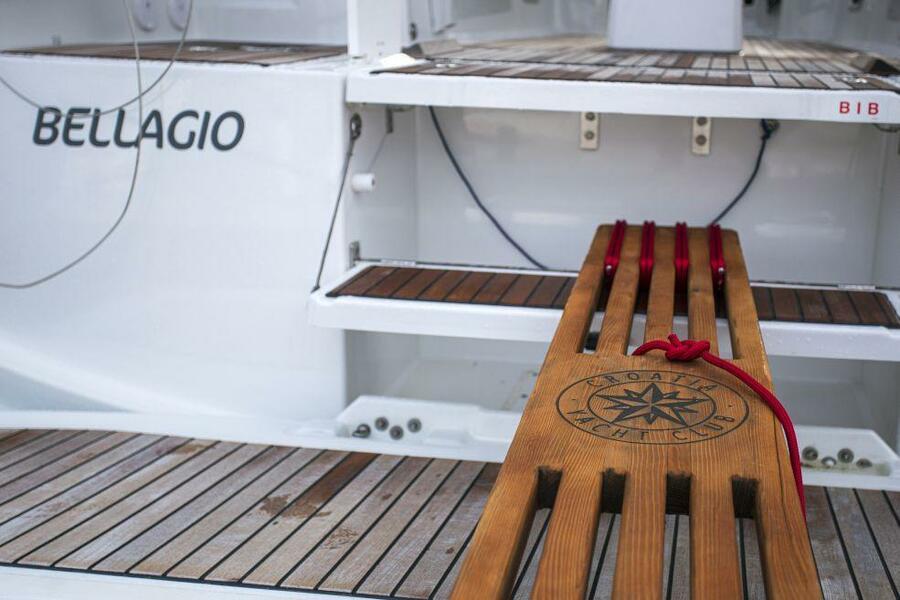 Oceanis 38.1 (Bellagio)  - 13