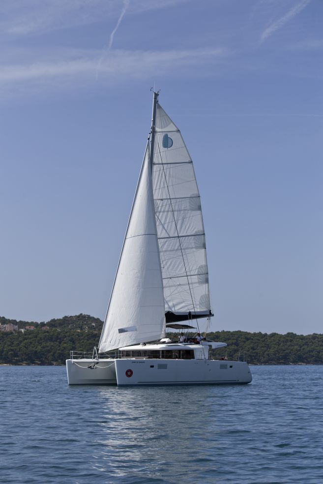 Lagoon 450 F with A/C (Jenny of Sweden)  - 28
