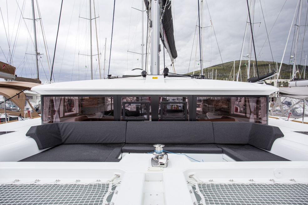 Lagoon 450 F with A/C (CARIAMA)  - 3
