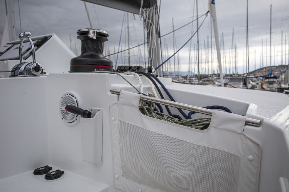 Lagoon 450 F with A/C (CARIAMA)  - 8