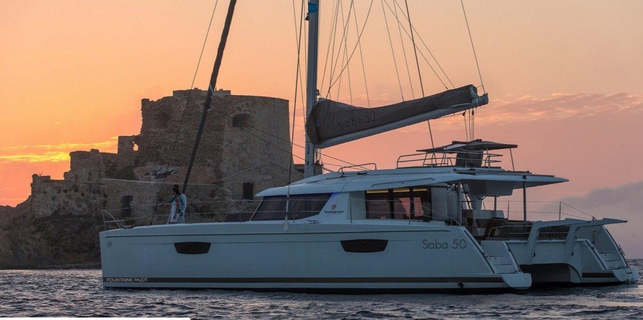 Saba 50 with A/C (Sunset)  - 45