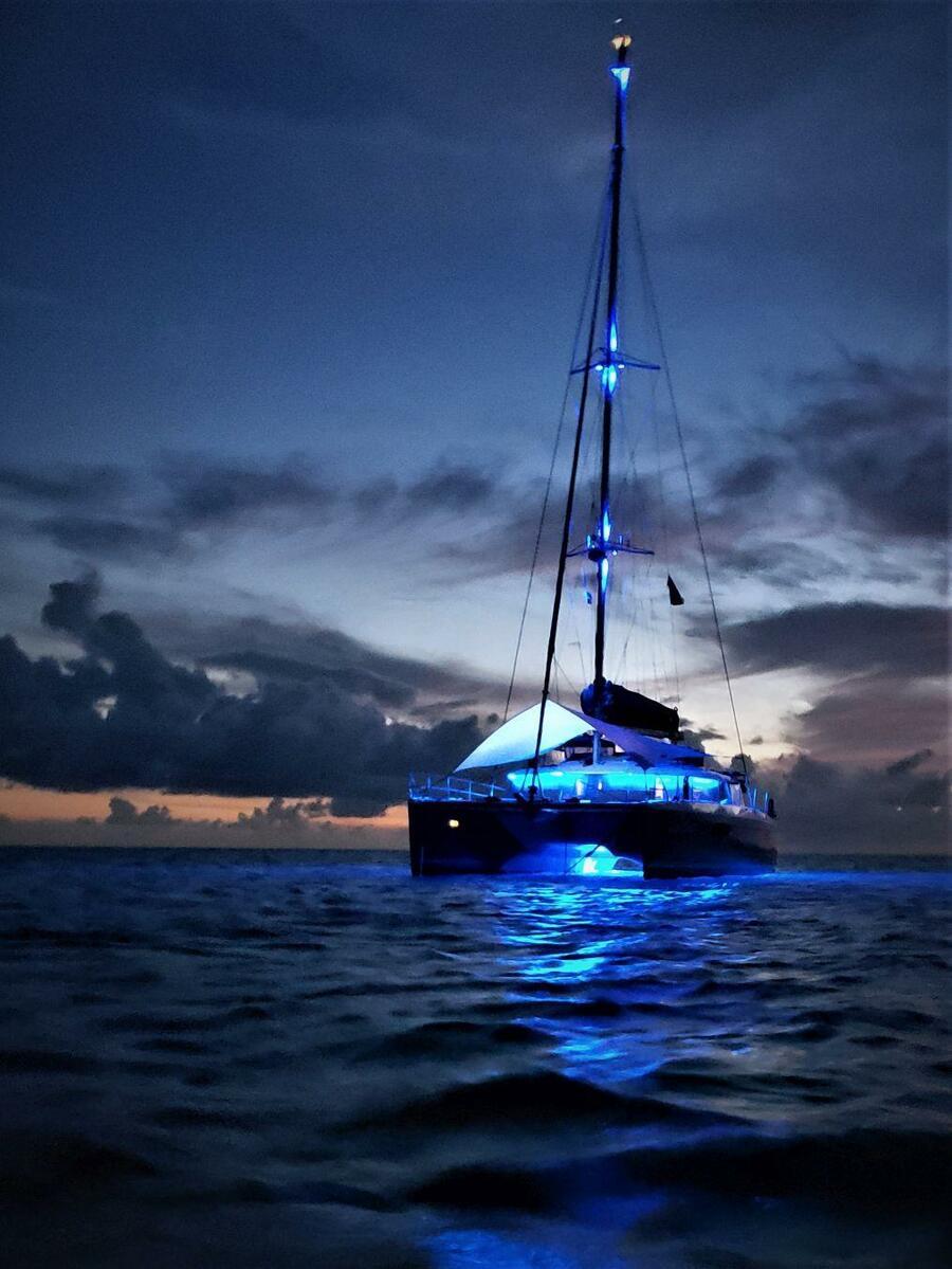 Saba 50 Crewed (GHOST)  - 8