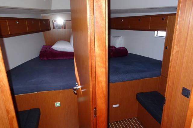 Bavaria 46 Cruiser (Rose)  - 0