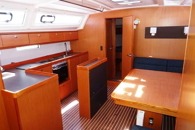 Bavaria 46 Cruiser (Rose)  - 2