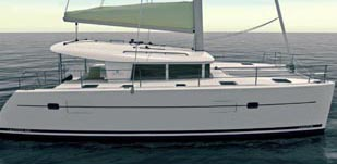 Lagoon 40 - CABIN CHARTER ONLY (Pito Cabin Charter 2)  - 4