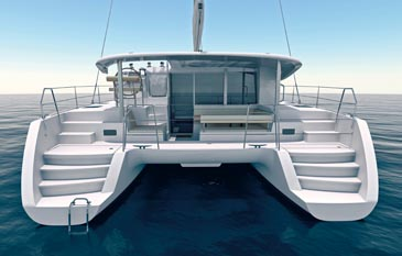 Lagoon 40 - CABIN CHARTER ONLY (Pito Cabin Charter 2)  - 1