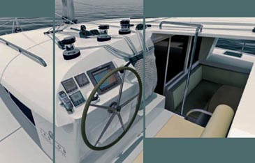 Lagoon 40 - CABIN CHARTER ONLY (Pito Cabin Charter 2)  - 3