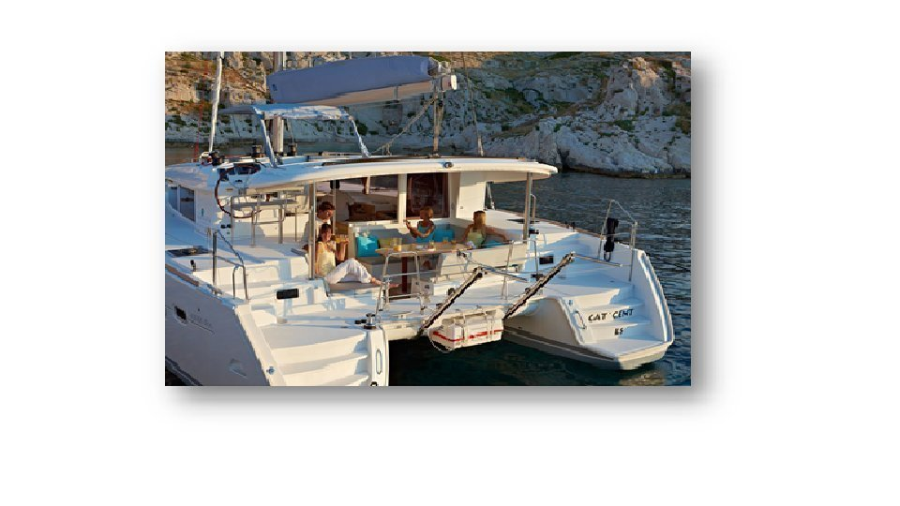 Lagoon 400 S2 (Jema Cabin Charter 2)  - 1