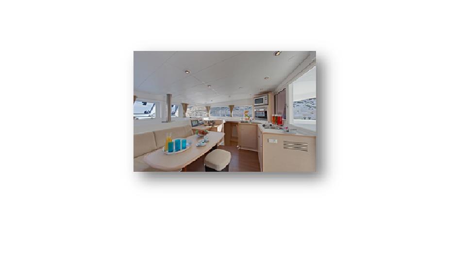 Lagoon 400 S2 (Jema Cabin Charter 3)  - 0