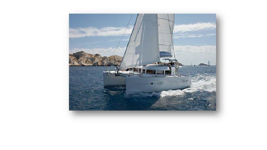 Lagoon 400 S2 (Jema Cabin Charter 3)  - 2