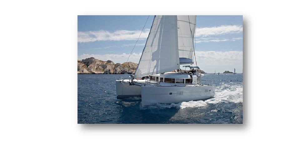 Lagoon 400 S2 (Jema Cabin Charter 4)  - 2