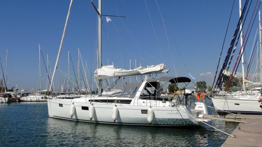 Oceanis 48 (LEVANZO)  - 2