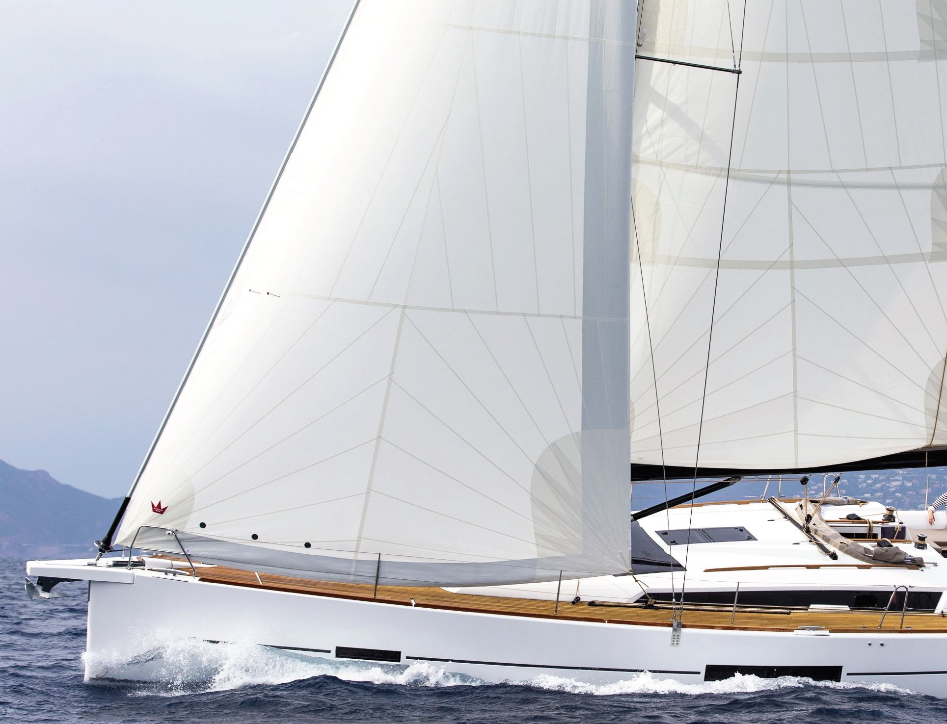 Dufour 520 GL with watermaker & A/C - PLUS (HAWK)  - 3
