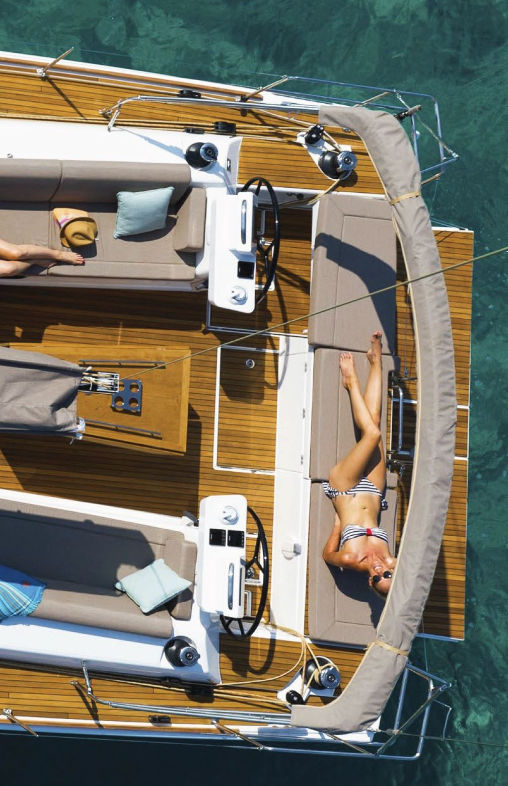 Dufour 520 GL with watermaker & A/C - PLUS (HAWK)  - 7