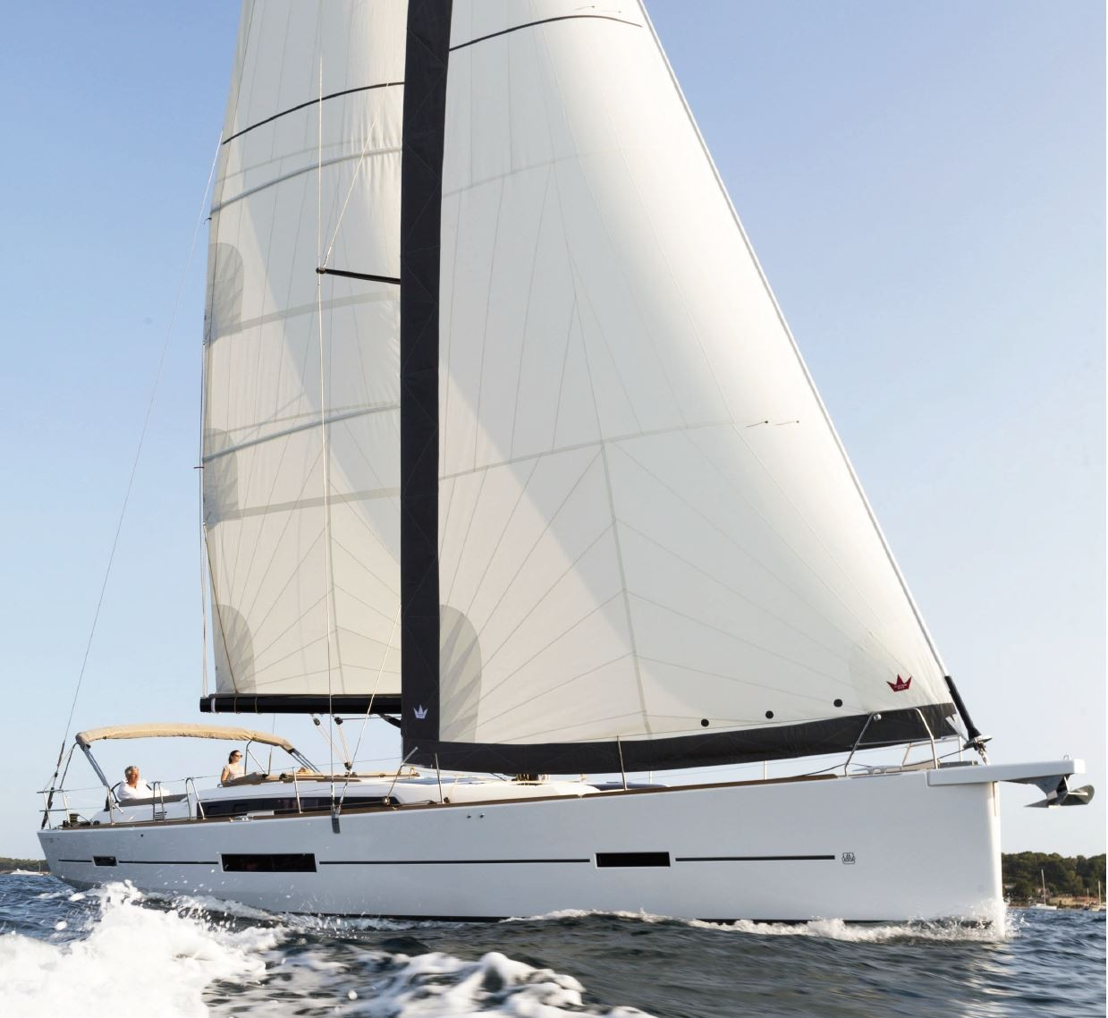 Dufour 520 GL with watermaker & A/C - PLUS (HAWK)  - 4