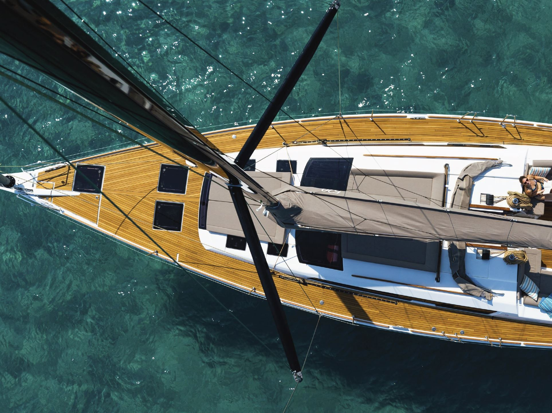Dufour 520 GL with watermaker & A/C - PLUS (CORMORANT)  - 0