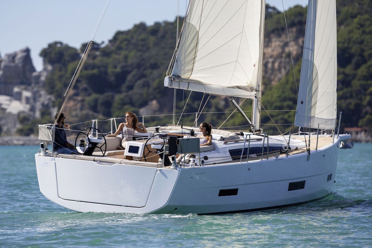 Dufour 390 Grand Large (Why Not 14)  - 1
