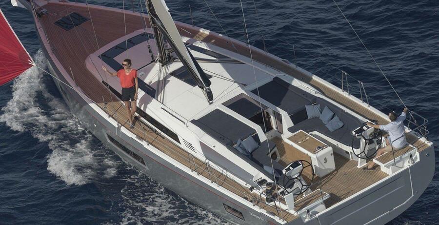 Oceanis 51.1 (Salma TRO)  - 1