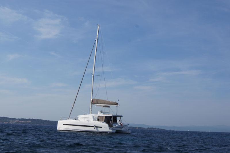 Bali 4.5 with watermaker & A/C - PLUS (CORYLLIS)  - 1