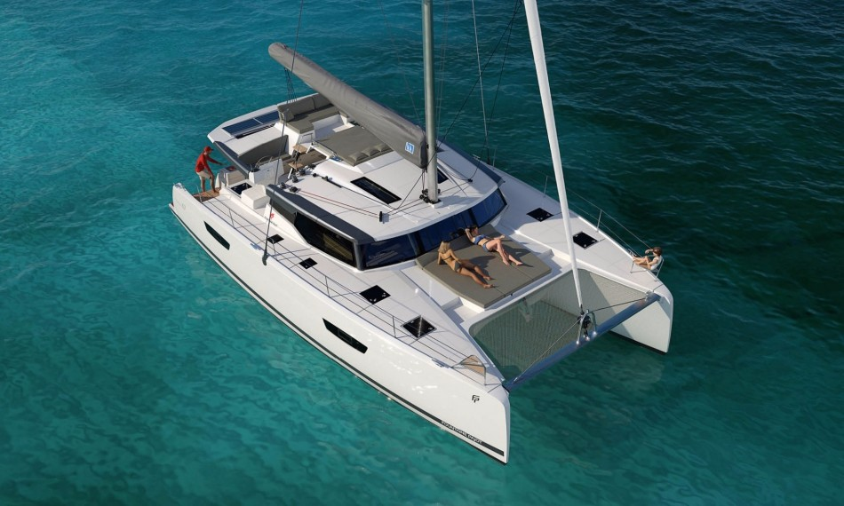 Saona 47 with watermaker & A/C - PLUS (PURRFECT)  - 3