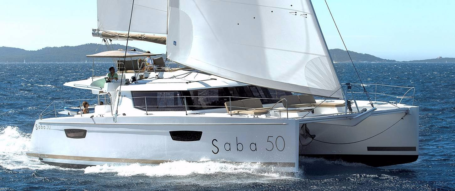Saba 50 with watermaker & A/C - PLUS (GUIRACA)  - 7