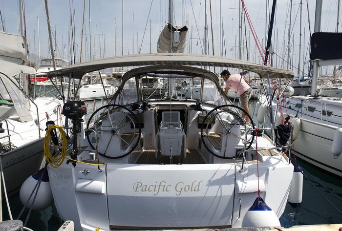 Sun Odyssey 479 (Pacific Gold)  - 8