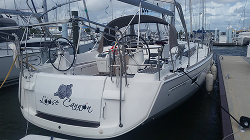 Sun Odyssey 509 with A/C (Loose Cannon)  - 1