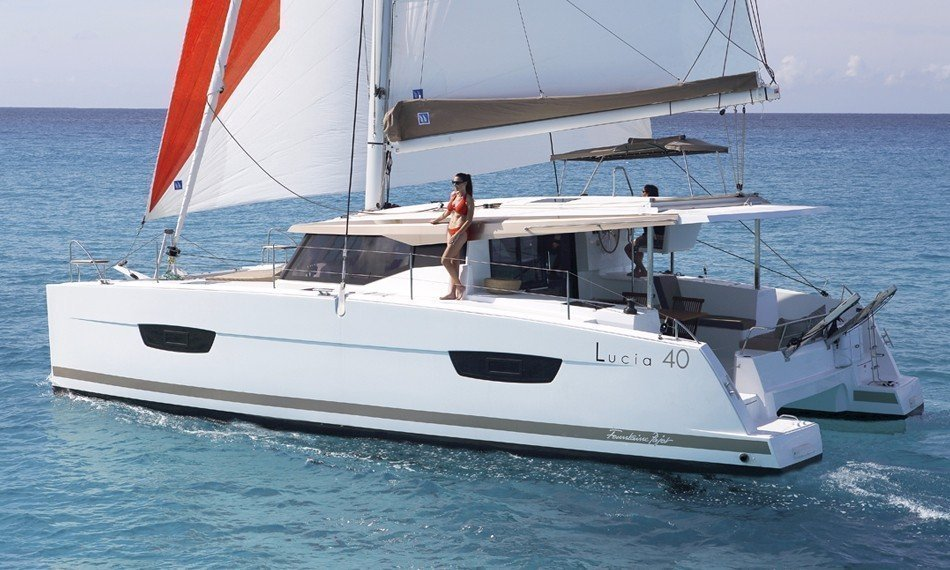 Lucia 40 with watermaker & A/C - PLUS (ENTANGLEMENT_DB)  - 3