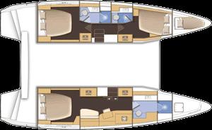 Lagoon 42 (YAMUY II)  - 15