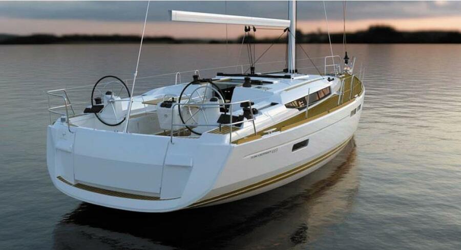 Sun Odyssey 469 (ZEPHYR)  - 0