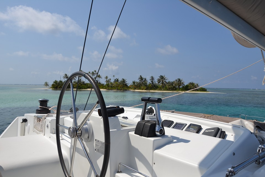 Lagoon 500 Crewed (VIP ONE)  - 9