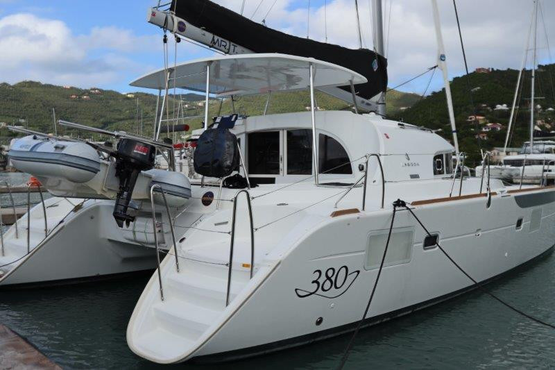 Lagoon 380 (MR T)  - 1