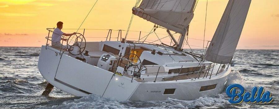 Sun Odyssey 440 (BELLA)  - 0
