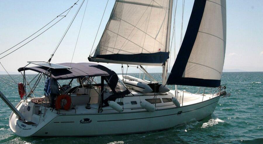Sun Odyssey 37 (Argonautes)  - 6