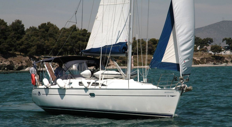 Sun Odyssey 37 (Argonautes)  - 8