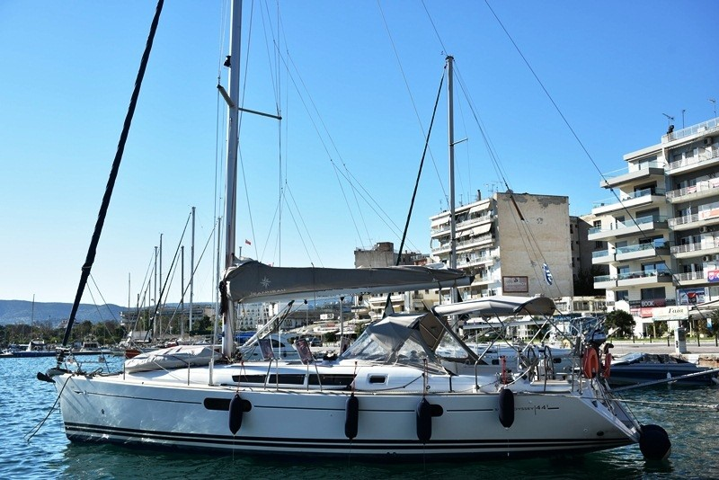 Sun Odyssey 44i (Eleni)  - 0