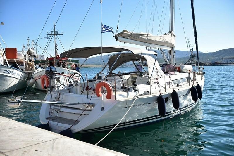 Sun Odyssey 44i (Eleni)  - 1