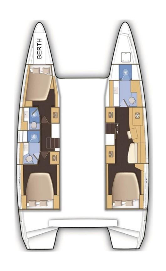Lagoon 42 (Benedetto)  - 3