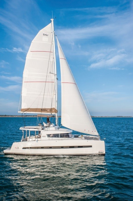 Bali 4.1 with watermaker & A/C - PLUS (JACANA)  - 4