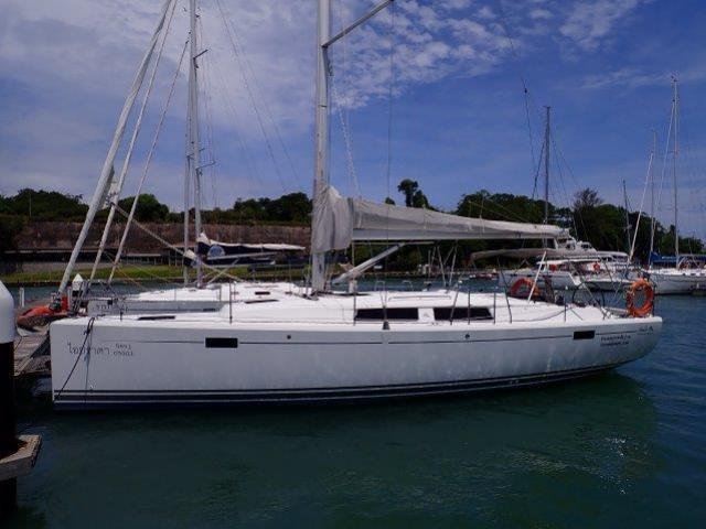 Hanse 385 (Iyarada)  - 0