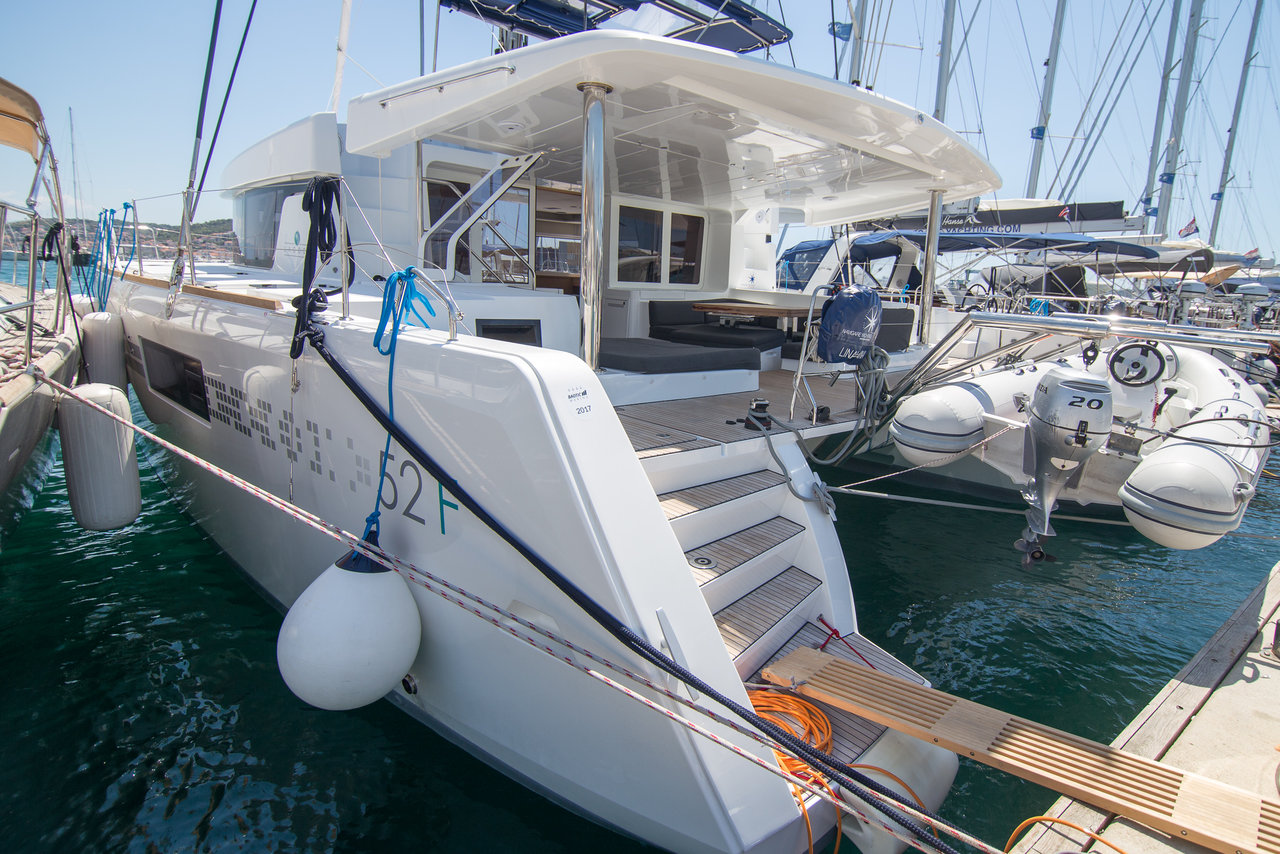 Lagoon 52 F (Current Venture)  - 1