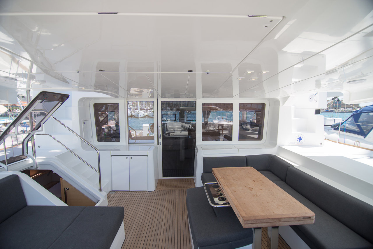Lagoon 52 F (Current Venture)  - 7