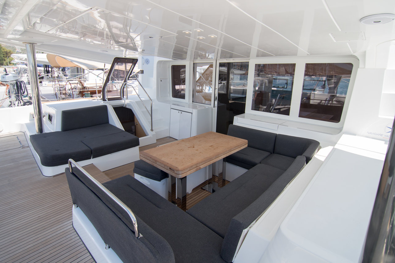 Lagoon 52 F (Current Venture)  - 8