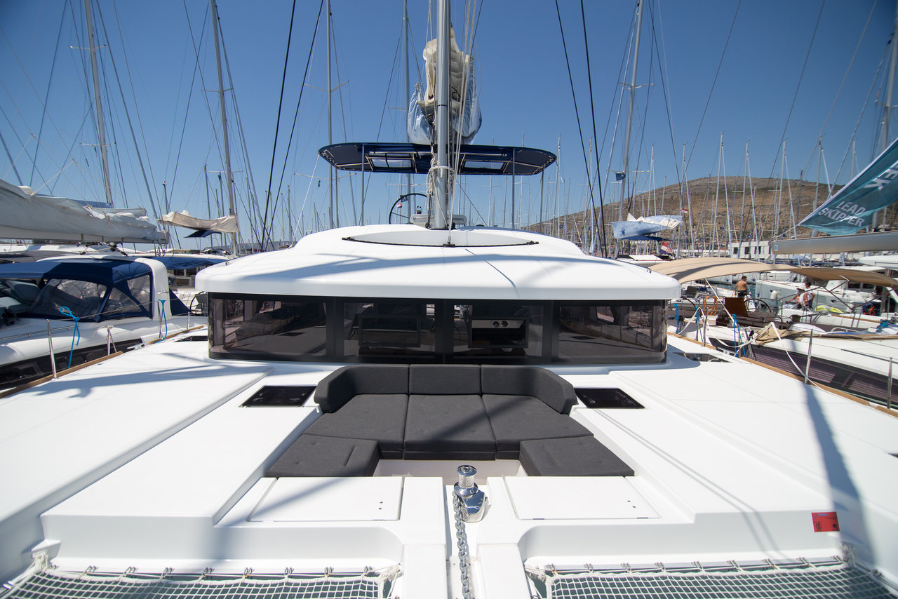 Lagoon 52 F (Current Venture)  - 4