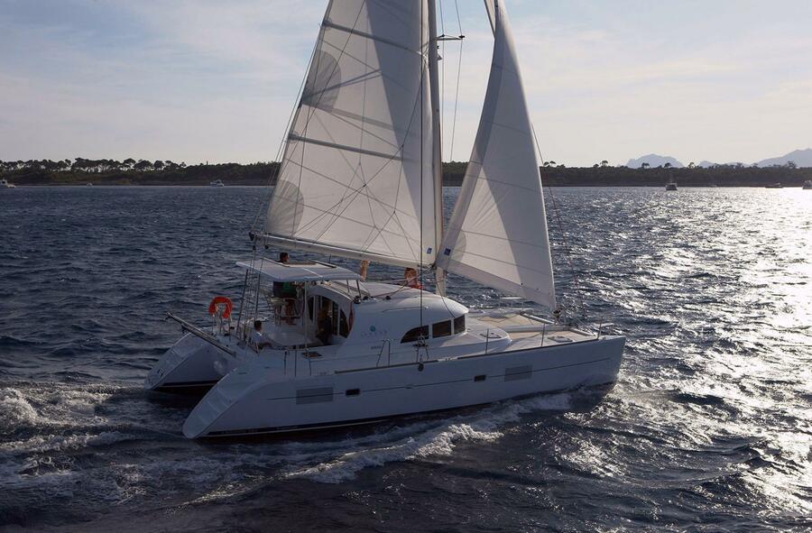 Lagoon 380 S2 Owner Version (Poe Maia)  - 2
