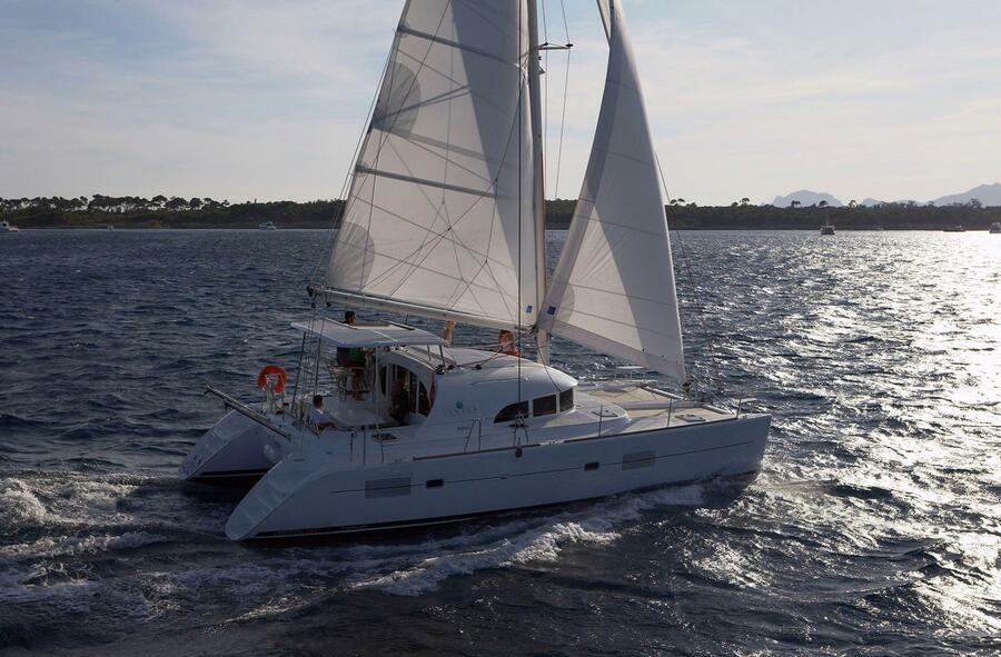 Lagoon 380 S2 Owner Version (Poe Nina)  - 5