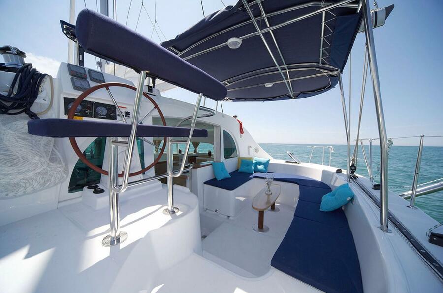 Lagoon 380 S2 Owner Version (Poe Nina)  - 2